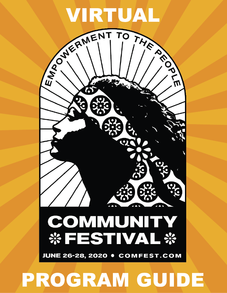 VIRTUAL COMFEST 2020 PROGRAM GUIDE