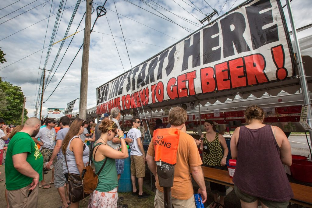 Libations at ComFest 2014 by Meghan Ralston