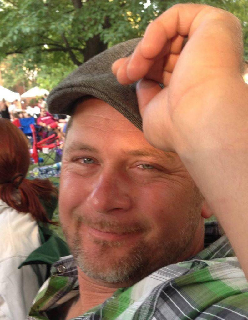 Steve Darby, Jr. at ComFest