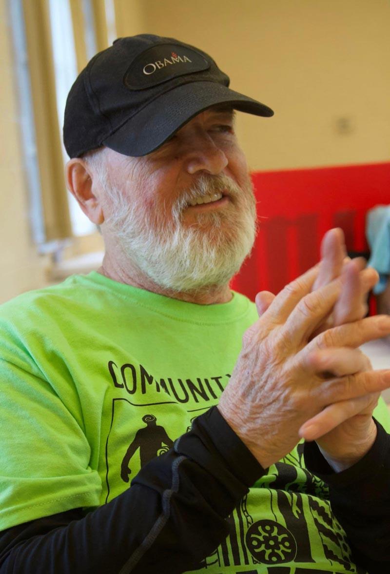 Tom Meyer at ComFest